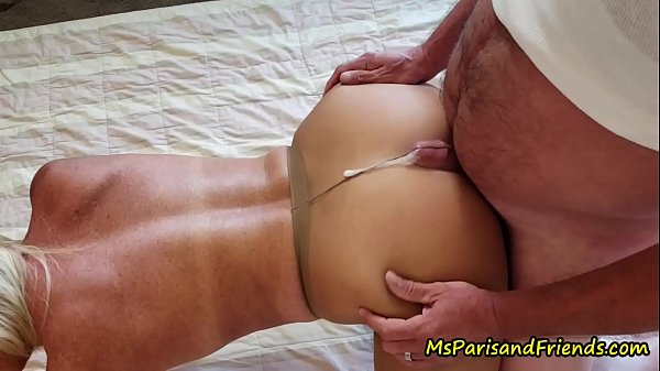 Wet Pussy and Smoking Hot Pantyhose Experiments Thumb
