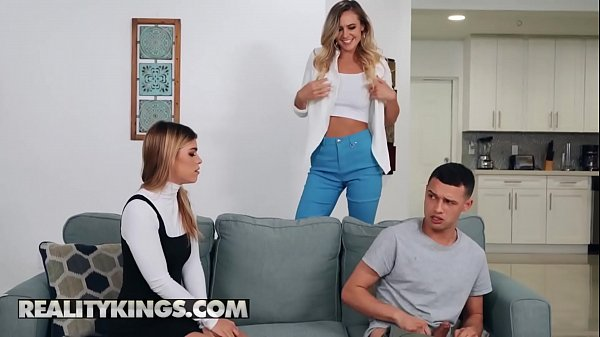 Moms Bang Teens - (Addie Andrews, Leah Lee) - Sit On Your Sitter - Reality Kings