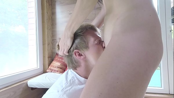 Pussy Eating in Standing Position - Dominant Face Fucking - Mr Pussy Licking