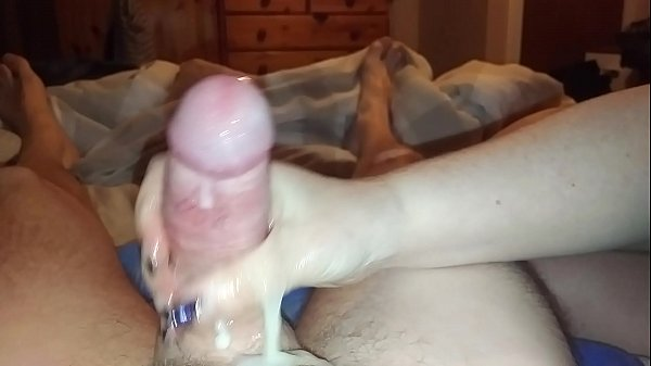 Handjob huge cumshot Thumb