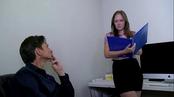 Rachel Adams Bound & Gagged at the Office PREVIEW