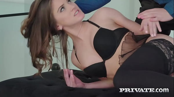 Private.com - Seductive Evelina Darling Ass Fucked In Lace Stockings! Thumb