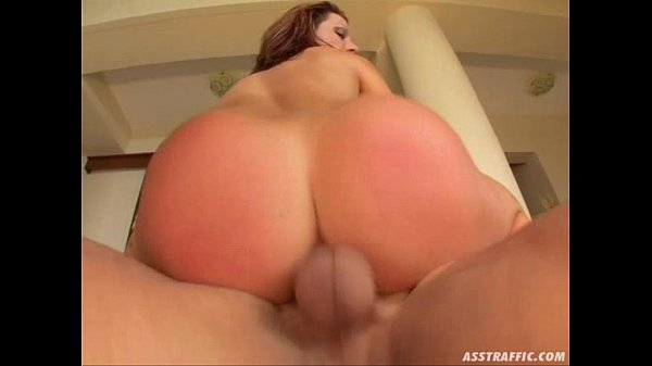 Ass Traffic Ariana is ass fucked hard and then ...