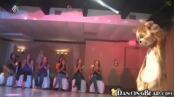 DANCING BEAR - Oh What Fun We Can Have With Thirty Girls And A Cup