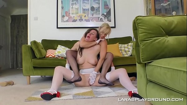MILFS fucking roughly until total satisfaction