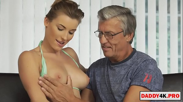 she prefers her old father in law