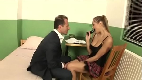 Amy Has Anal Sex With Her Teacher