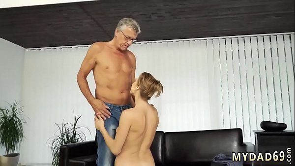 Old granny casting couch Sex with her boyboss´s father after