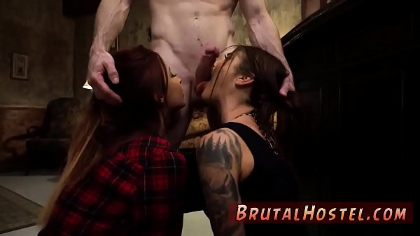 Furry Bondage Porn: Student Bondage And Furry Hentai First Time Excited Young Tourists