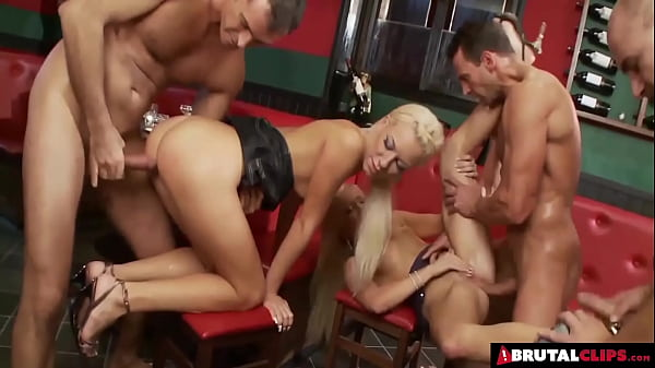 Crazy Gang Bang Party With Angelina Love And Jenna Lovely Thumb