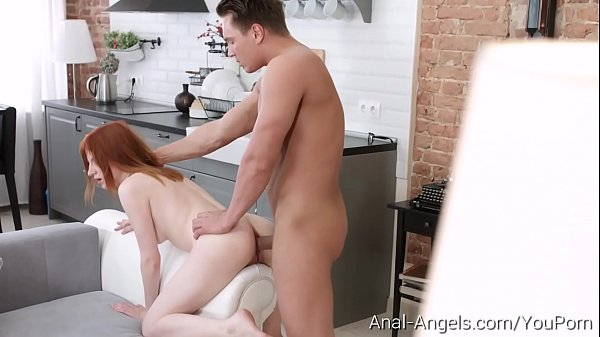 Emily Red — Chick puts sex spell on dude