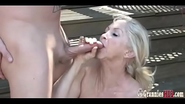 Horny Annabelle Brady Fucks Her Young Lover