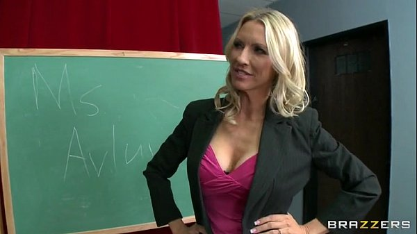 Free Brazzers videos tube - Ms. Starr is an uninspired drama teacher. She'd much rather be out