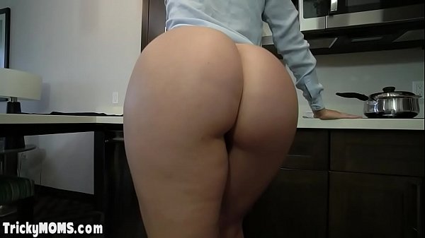 Big booty MILF stepmother filled by big cocked stepson
