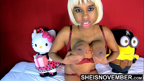 HD Black Nipples Big Areolas Natural Titties On Skinny Young Babe Msnovember Squeezing Her Saggy Breasts Hard , Large Round Brown Tits Bouncing On Busty Chest Close Up With Smooth Skin On Cute Spinner 4k Sheisnovember