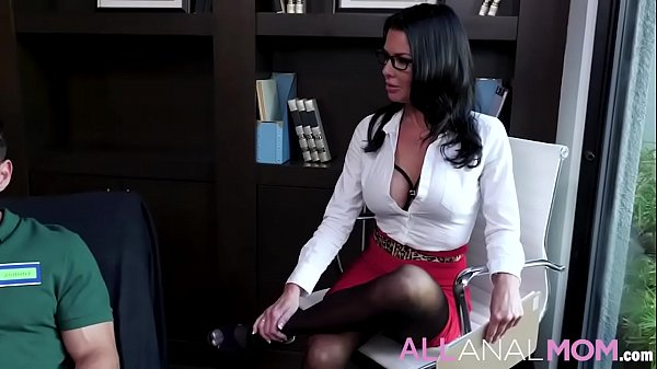 Psychologist - Veronica Avluv - FULL SCENE on http://ALLAnalMOM.com Thumb