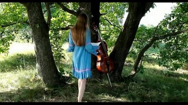 Beautiful Cello Artist