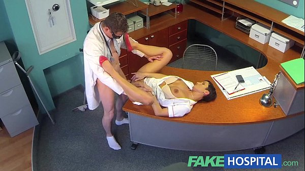 FakeHospital Busty ex porn star uses her amazin...