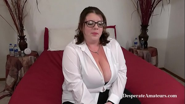 Casting big boobs Nikki Desperate Amateurs need...