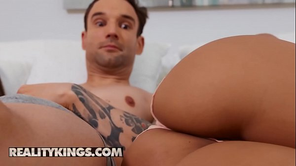 Sneaky Sex - (Riley Reid, Luna Star) - Just Between Friends - Reality Kings