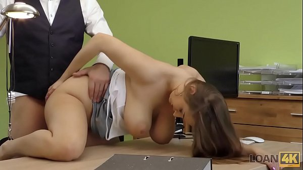 LOAN4K. Hardcore sex for cash is the only way t...