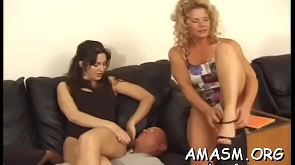 Admirable hottie gets mouth fucked