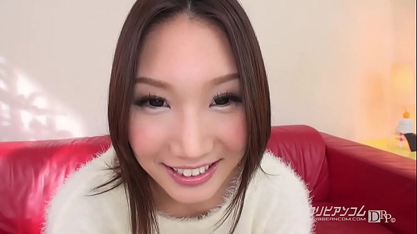Mikuni Maisaki – Sweet Japanese Babe Strips and Spreads her Legs on couch!