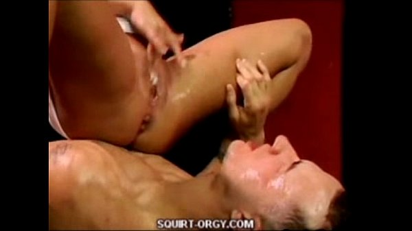 Double Pussy Squirt