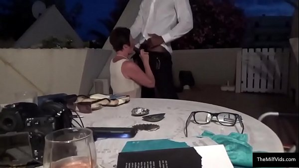 BBC fucks lecturer's wife - part2 at Zetacams.com Thumb