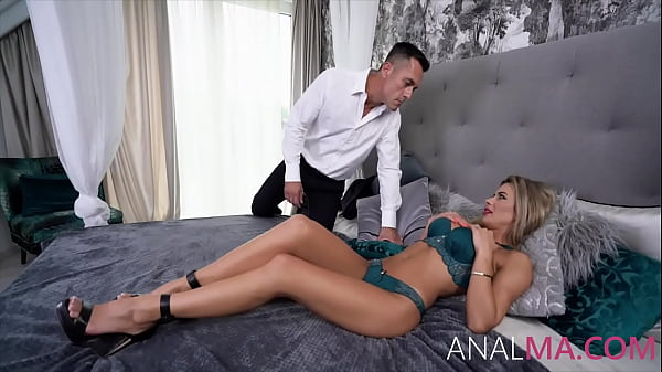 The Debt Collector Takes My Anal Fee- Shalina D...