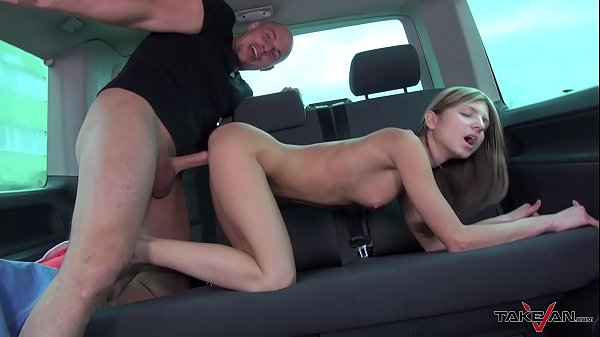 They Simply Couldn't Get Better Girl Than Her For A Van Sex Action