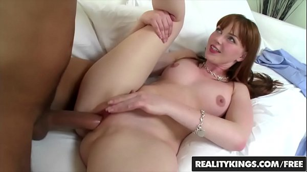 Cum Fiesta - Red head (Marie Mccray) loves cock - Reality Kings Thumb