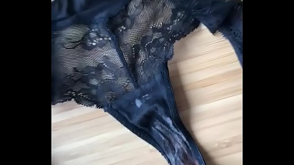 Cum in gfs dirty panties