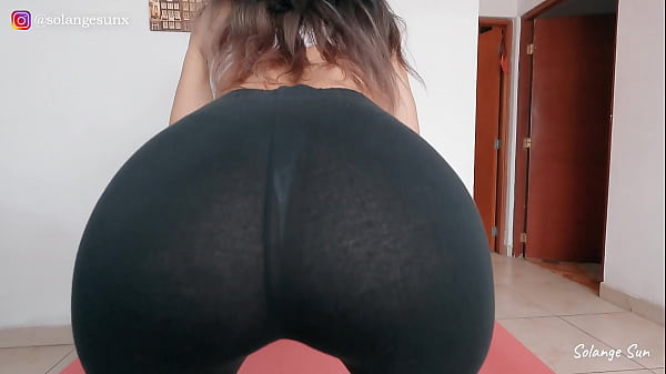Sexy Asian Teenager Shows You Her Workout Rutine Naked Thumb