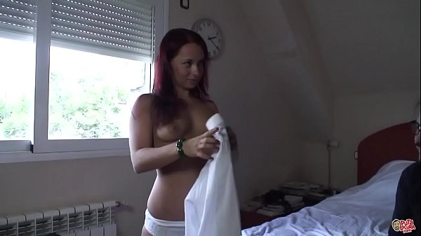 Vaginal juices of the sinner Olga