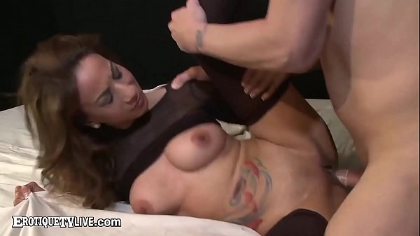 Hot Brunette Stassi Sinclair Pussy Fucked By Eric John