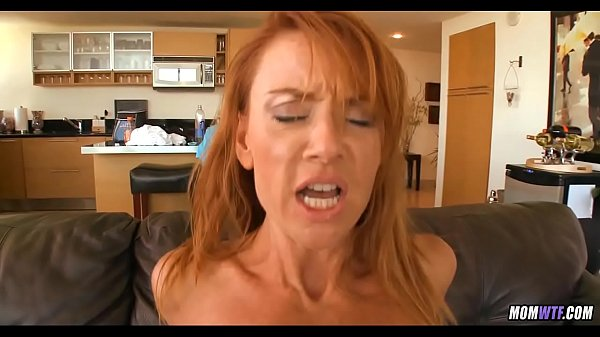 Athletic Redhead Cougar is still horny Thumb