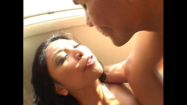 Sexy asian with a nice rack gets her pussy pounded