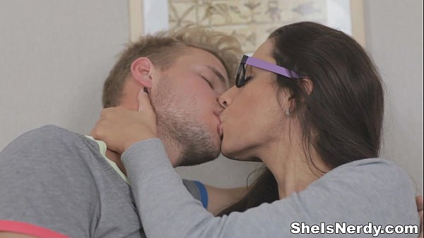 She Is Nerdy - The doctor of sex sciences Eva teen porn
