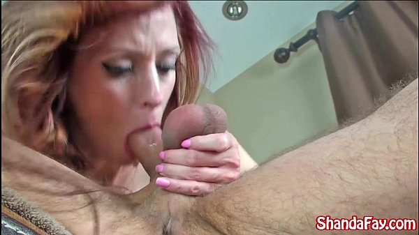 Shanda Fay Wants To Suck Your Cock!