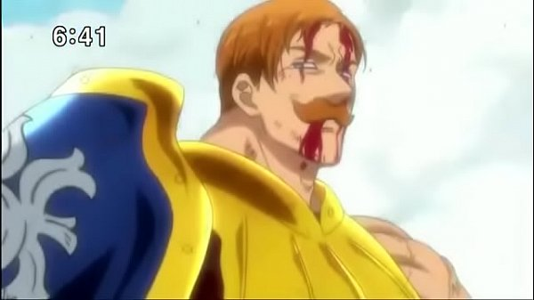 Escanor v. to be rossa in the ass