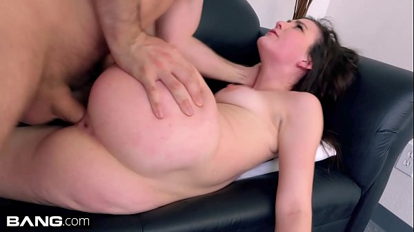 Jenna Reid takes an impressive face fucking for Bang!