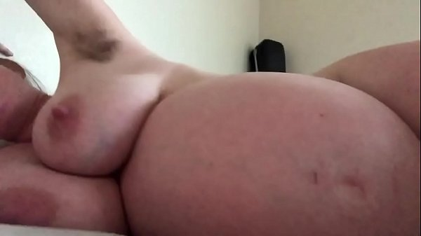 Fuck Me Sideways Daddy 9 Months Pregnant Ready to Pop Wife - BunnieAndTheDude