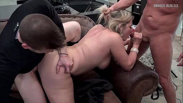 Horny amateur sluts sucking and fucking in homemade video Thumb