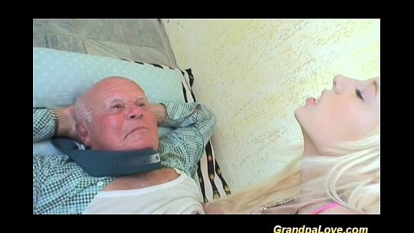 lucky day for grandpa Thumb