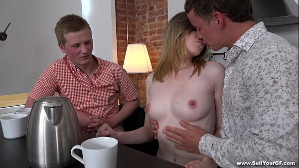 Sell Your GF - Secretly Lili Fox paid for sex t...