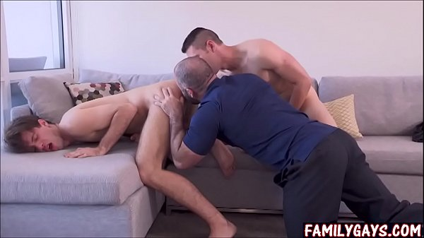 Dads sons sex