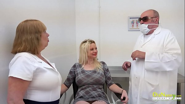 OldNannY Dental Clinic Pussy Licking Adventure Thumb