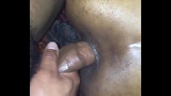 Anal to vaginal doggystyle pov with skinny ebony girl