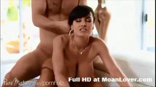 Lisa ann having hardcore sex big boobs. HD at MoanLover.com